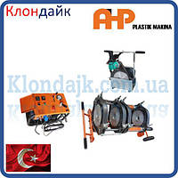 Стыковой сварочный аппарат AHP Plastik Makina - 400