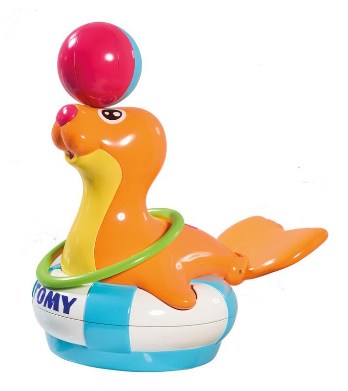 Игрушка для ванной комнаты Тюлень Сэнди Tomy (T72609)