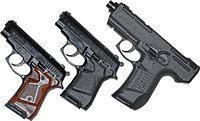 Пистолеты сигнально-шумовые