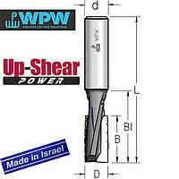 Фреза пазовая аксиальная серии Up-Shear с дробителем D16 B32 d16 Z3 UB35161, фото 1
