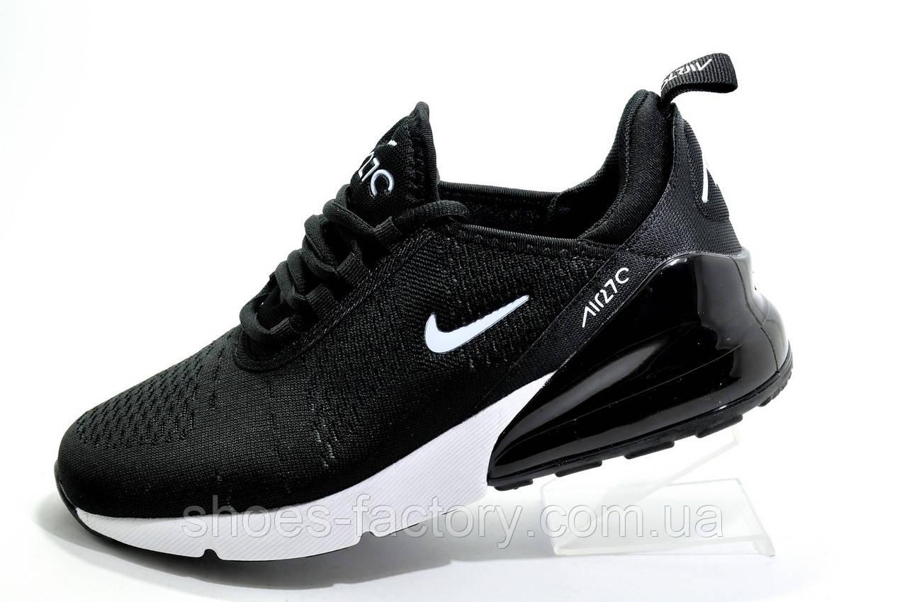 Мужские кроссовки в стиле Nike Air Max 270, Black\White