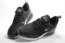 Мужские кроссовки в стиле Nike Air Max 270, Black\White, фото 2
