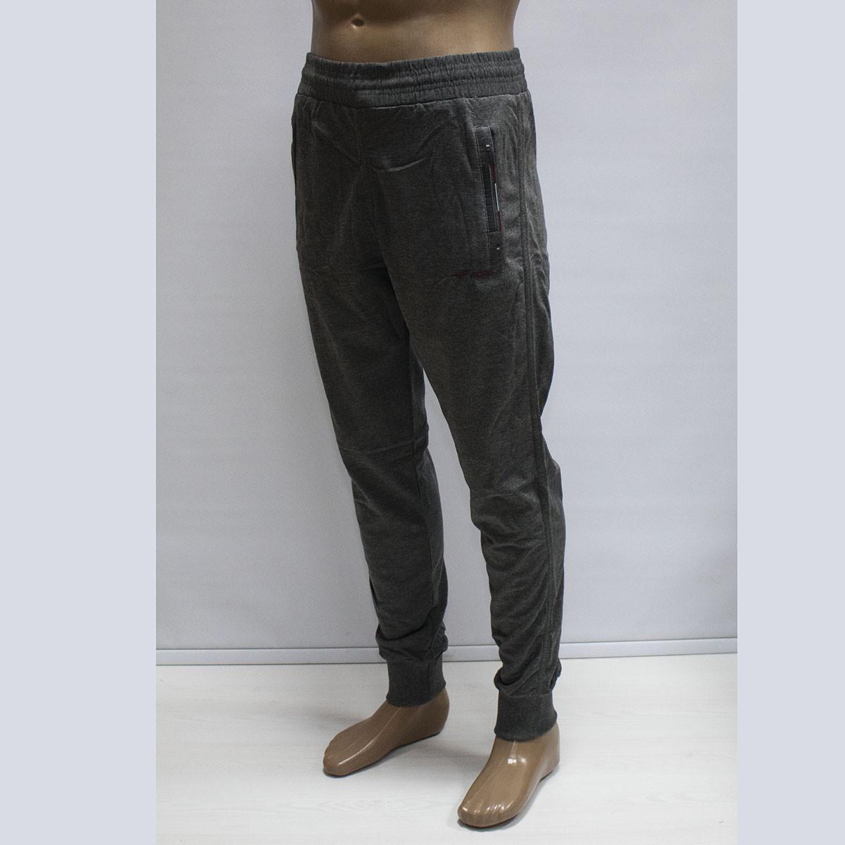 Чоловічі спортивні штани під манжет Лакоста Туреччина тм. FORE 9505N