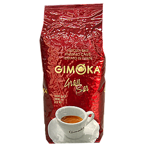 Кава в зернах Gimoka Gran Bar 1кг 20/80