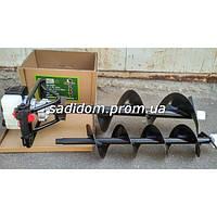 Мотобур Iron Angel MD 3353 Profi (2 бура в комплекте)