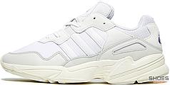 Мужские кроссовки Adidas Yung-96 Triple White F97176, Адидас Янг 96
