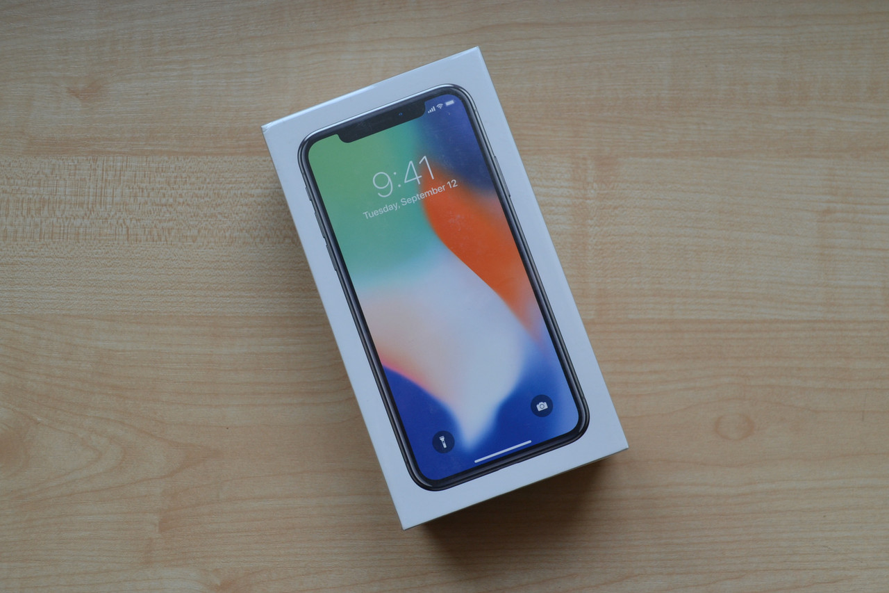 Новый Apple Iphone X 256Gb Silver Оригинал!