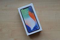 Новый Apple Iphone X 256Gb Silver Оригинал! , фото 1