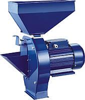 Подрібнювач кормів для зернових і буряка Бобер 2, 2400 Вт, 3000 об/хв, продук-ть 180-240 кг/год