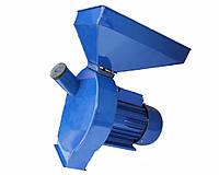 Подрібнювач кормів для зернових і кукурудзи Бобер 3, 2400 Вт, 3000 об/хв, продук-ть 180-240 кг/год
