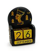 Сувенир Вечный календарь настольный Египет*