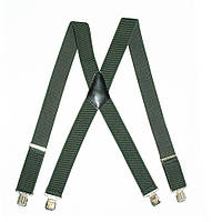 Подтяжка взрослая зеленая 40ка X PV40X0006