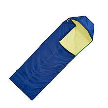 Спальный мешок FORCLAZ 15° Queсhua Кокон Синий (120050515V-680)