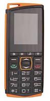Мобильный телефон Sigma Comfort 50 mini 4 AGIZL Black-Orange Гарантия 12 месяцев
