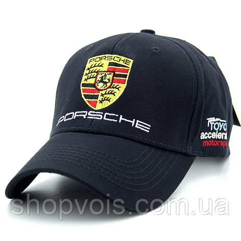 Кепка Porsche А127 Темно-синяя, фото 2