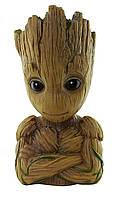 Копилка Warner Bros 3D Bust Грут малыш Стражи Галактики Marvel Guardians Of The Galaxy - Groot  BL16