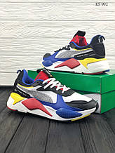 Чоловічі кросівки Puma RS-X TOYS (різнокольорові)