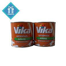 Автоэмаль алкидная краска VIKA (Вика) 400 Босфор