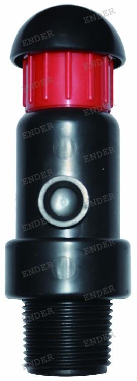 """Воздушный клапан 3/4""""  пластиковый «ENDER»"""