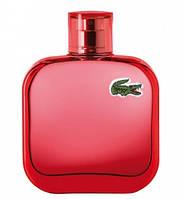 Lacoste Eau de Lacoste L.12.12 Rouge edt 100 ml. мужской оригинал TESTER