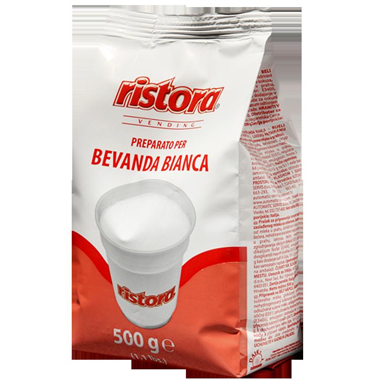 Вершки сухі RISTORA Bevanda Bianca, 500г (1ящ/20пачек)