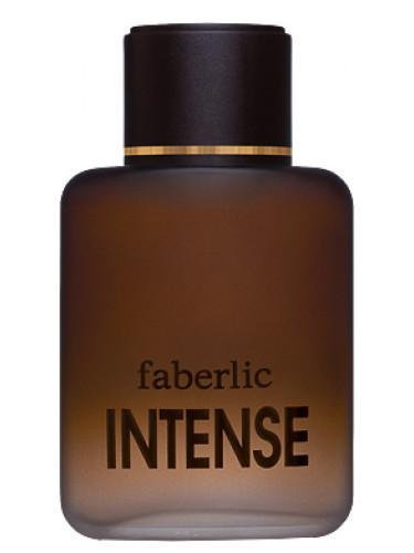 Туалетная вод Intense Faberlic