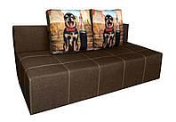 Бест диван Хит 6 (Аппарель) Подушки Дог 96 (Эден), фото 1