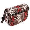 """Женская сумка кожаная BUTUN 3100-038-006 кросс-боди """"под рептилию"""" цветная, фото 2"""