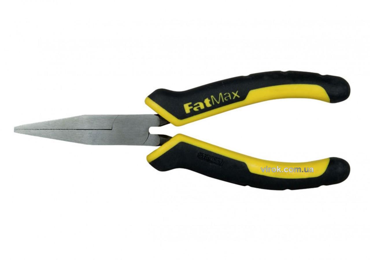 Плоскогубцы STANLEY FatMax® l=152 мм