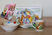 Керамический набор посуды Винни Пух