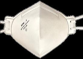Полумаска фильтрующая (респиратор) БУК – 1 без клапана (4ГДК) FFP1