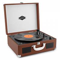 Музыкальный центр УЦЕНКА Auna Peggy Sue CD Gramofon retro, Германия