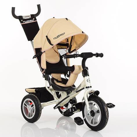 Велосипед детский Profi M 3113-7A Бежевый (intM 3113-7A), фото 2