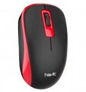Мышь беспроводная Havit HV-MS626GT red