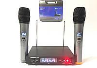 Беспроводные микрофоны SHURE-80, фото 1
