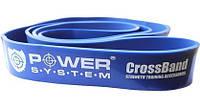 Резина для тренировок CrossFit Level 4 Blue (22 - 50 кг ) Резина для подтягивания
