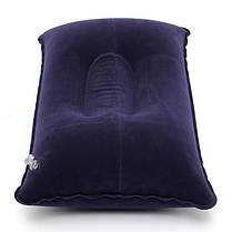 Синий авиаперелеты кемпинг надувные подушки защиты удобная кровать подголовники подголовник - 1TopShop, фото 2