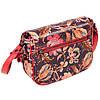 """Женская сумка кожаная BUTUN 3100-065-006 кросс-боди """"цветы"""", фото 2"""