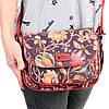 """Женская сумка кожаная BUTUN 3100-065-006 кросс-боди """"цветы"""", фото 8"""