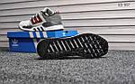Мужские кроссовки Adidas Equipment (серо/красные), фото 5