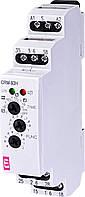 Многофукциональное реле времени CRM-93 H UNI 12-240V AC/DC (3x8A_AC1) ETI