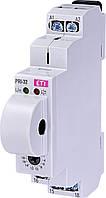 Реле контролю споживаного струму PRI-32 UNI 24-240V AC, 24V DC (1..20A) (1x8A_AC1) ETI