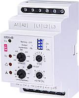 Реле контролю напруги HRN-43 230V (3F, 2x16A_AC1) без нейтралі ETI