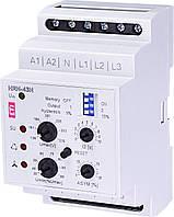 Реле контроля напряжения HRN-43N 230V (3F, 2x16A_AC1) с нейтралью ETI