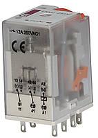 Електромеханічне Реле ERM2-230AC 2p ETI