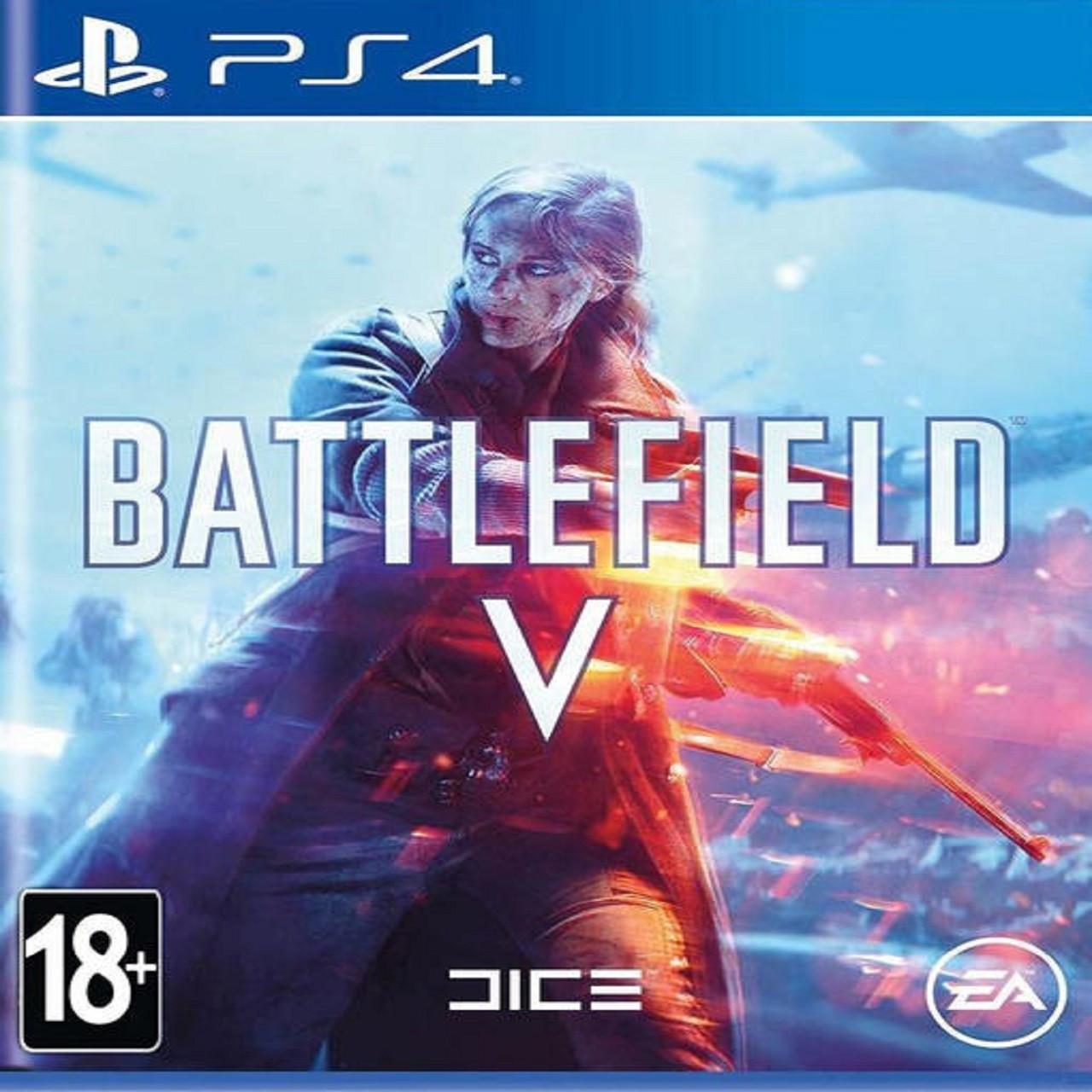 Battlefield V RUS PS4 (NEW)
