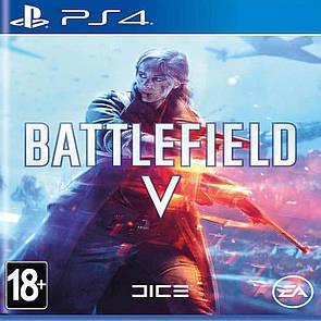 Battlefield V (русская версия) PS4