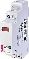 Однофазный индикатор наличия напряжения SON H-1R (1x красный LED) ETI