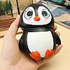 Squishy Penguin Jumbo 13cm Медленно растущий мягкий Kawaii Симпатичный коллекция подарочной декорации для коллекции игрушек - 1TopShop, фото 2