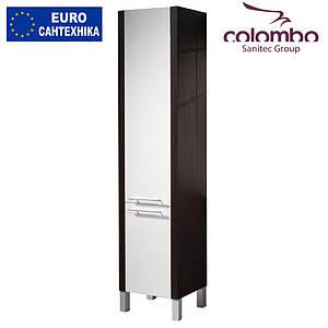 "Пенал Colombo ""Лотос"" С40 шкафчик для ванной комнаты"